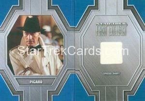Star Trek 50th Anniversary Trading Card RC16