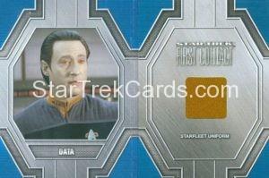 Star Trek 50th Anniversary Trading Card RC17