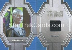 Star Trek 50th Anniversary Trading Card RC18