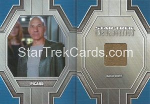 Star Trek 50th Anniversary Trading Card RC20