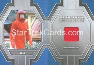 Star Trek 50th Anniversary Trading Card RC21