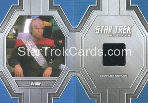 Star Trek 50th Anniversary Trading Card RC24