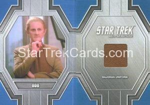 Star Trek 50th Anniversary Trading Card RC26