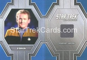 Star Trek 50th Anniversary Trading Card RC28