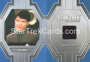 Star Trek 50th Anniversary Trading Card RC29