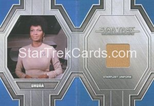 Star Trek 50th Anniversary Trading Card RC3