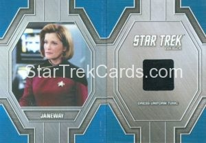 Star Trek 50th Anniversary Trading Card RC31