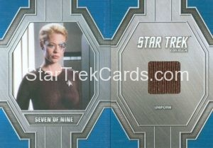 Star Trek 50th Anniversary Trading Card RC32