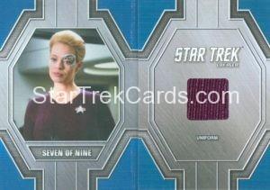 Star Trek 50th Anniversary Trading Card RC34