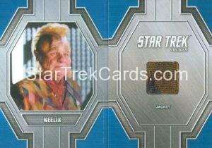 Star Trek 50th Anniversary Trading Card RC35