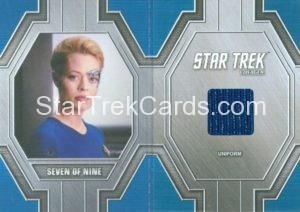 Star Trek 50th Anniversary Trading Card RC37