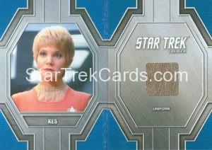 Star Trek 50th Anniversary Trading Card RC38