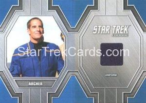 Star Trek 50th Anniversary Trading Card RC39