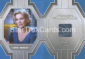 Star Trek 50th Anniversary Trading Card RC4