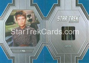 Star Trek 50th Anniversary Trading Card RC40