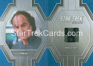 Star Trek 50th Anniversary Trading Card RC41