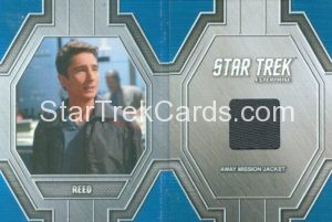 Star Trek 50th Anniversary Trading Card RC42