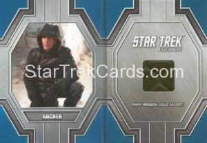 Star Trek 50th Anniversary Trading Card RC43