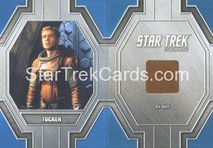 Star Trek 50th Anniversary Trading Card RC45