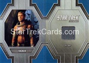 Star Trek 50th Anniversary Trading Card RC45 Silver