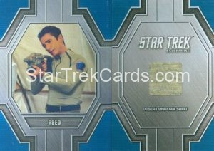 Star Trek 50th Anniversary Trading Card RC46