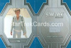 Star Trek 50th Anniversary Trading Card RC48