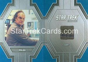 Star Trek 50th Anniversary Trading Card RC49