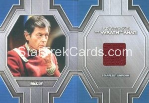 Star Trek 50th Anniversary Trading Card RC5