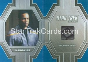 Star Trek 50th Anniversary Trading Card RC50