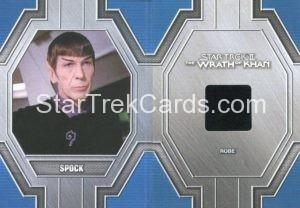 Star Trek 50th Anniversary Trading Card RC7