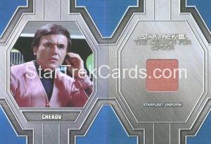 Star Trek 50th Anniversary Trading Card RC8