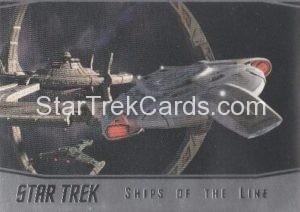 Star Trek 50th Anniversary Trading Card SL25