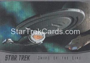 Star Trek 50th Anniversary Trading Card SL26
