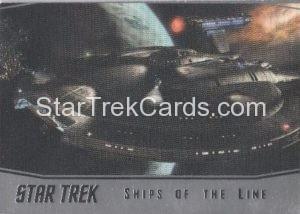 Star Trek 50th Anniversary Trading Card SL27