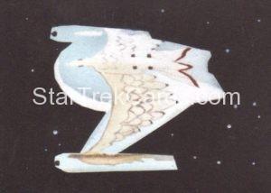 Star Trek 50th Anniversary Trading Card Sketch Andrew Garcia Alternate
