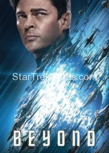 Star Trek Beyond Promo Set Trading Card McCoy Front