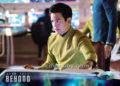 Star Trek Beyond Trading Card 15