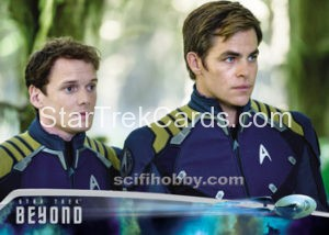 Star Trek Beyond Trading Card 29