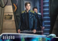 Star Trek Beyond Trading Card 46