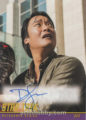 Star Trek Beyond Trading Card Autograph Doug Jung 2
