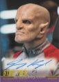 Star Trek Beyond Trading Card Autograph Jeremy Raymond 3