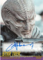 Star Trek Beyond Trading Card Autograph Joe Taslim 2