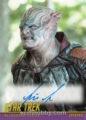Star Trek Beyond Trading Card Autograph Kim Kold 2