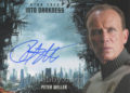 Star Trek Beyond Trading Card Autograph Peter Weller
