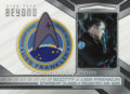 Star Trek Beyond Trading Card BP2