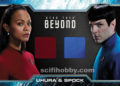 Star Trek Beyond Trading Card DC2