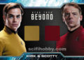 Star Trek Beyond Trading Card DC3