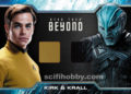 Star Trek Beyond Trading Card DC4