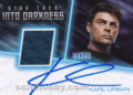 Star Trek Beyond Trading Card Karl Urban Autograph Relic Card