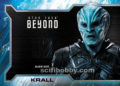 Star Trek Beyond Trading Card SR6